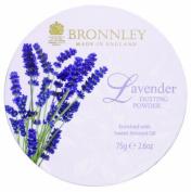Bronnley England Lavender Dusting Powder 75g by Bronnley England