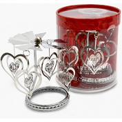 Heart & Home Small Christmas Carousel, 200 g
