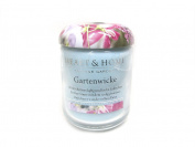 Heart & Home Small Sweet Pea Scented Candle (Sweet Pea, 115 g