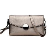 Great Strange Female bag pu small square bag Single Shoulder Bag Oblique handbag Shopping Work Six colours , 3