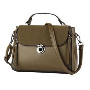New Girls Bags Split Joint Handbags Rucksack Bag Daypack Crossbody