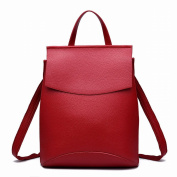Leather Handbags Oil Wax Leather Fashion All Match Handbag Shoulder Messenger Bag , green