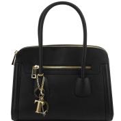 Tuscany Leather TL Keyluck Soft leather handbag Leather handbags