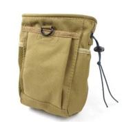CS Bag, Lommer 7.48x 4.180cm x 6cm Waterproof Outdoor Tactical Recycle Bag for Nerf CS