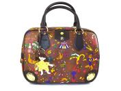 piero guidi Women's Top-Handle Bag Brown brown