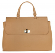 Tru Trussardi Women's Satchel BOTTALATO Top-handle Bag