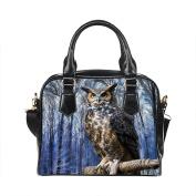 DongMen Shoulder Leather Bag Custom Individuality Design Large Capacity Lightweight Handbag