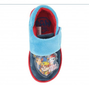 Boys Kids Quality Paw Patrol Top Pups Soft Faux Fur Cartoon Character Slipper