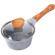 SDS-COM Small Pot Non-Stick Cooking Small Saucepan Cooker