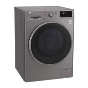 LG f4j6ty8s Independent Front Loading 8 kg 1400RPM A + + + -30% Black – Washing Machine