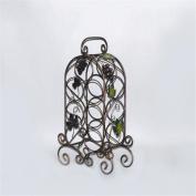 Madaye Wine rack European fashion creative wine rack 30*15*49cm