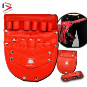 BeautyTrack Holster Pouch Holder Case For Barber Scissors & Tools Hairdressing With Waist Holders