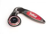TrueCut - My Comfort Cutter Rotary Cutter for Quilting - 45mm
