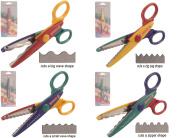 Mundial 13cm Craft Scissors, Set of 12 Scissors