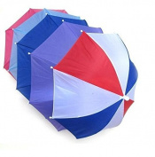 Kingken Portable Umbrella Elastic Band Headwear Hat for Outdoor Fishing
