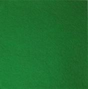 Handcraft felt felt touch 8 Adhesive type 18 cm 9 green