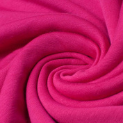 Alpenfleece Plain Pink 50 cm