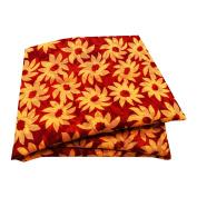 PEEGLI Women's Fashion Saree Vintage Style Bollywood Printed Indian Ethnic Sari