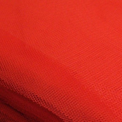 Grenadier Red Standard Dress Net Fabric