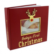 Wendy Jones Blackett Photo Album - Baby's First Christmas - 19cm - XM1469