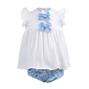 LA Baby Girls' Clothing Set