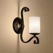 MEHE@ fashion Individuality creative American Iron Single Head Wall Lamp,bedside Lamp / Mirror Front Lights / Aisle Lights