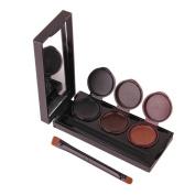 Prevently Brand New 3 Colour Powerful Waterproof Eye Liner Cream Eyeliner Eye Shadow Gel Makeup Cosmetic