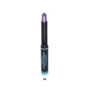 Prevently Brand New Makeup Waterproof Eyeliner Gel Cream Eyes Cosmetic Two-colour Eye Liner