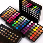 Gracelaza 96 Colours Mix Matte and Shimmer Eyeshadow Make up Palette - Ideal Eye shadow Makeup Cosmetic