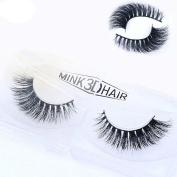 3D Soft Volume Long Makeup Fake Eye Lashes Thick False Eyelashes Beauty