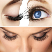 Aquarius Professional 3D Triple Magnetic False Eye Lashes, Handmade lashes to Make your life so much easier, and these lashes are lightweight and time saving, No more glue, no more mess