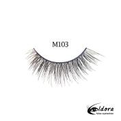 Eldora False Eyelashes M103 Multi-Layered