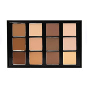 CrownBrush Pro Conceal and Contour Palette