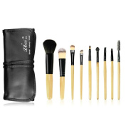 Makeup Brush Suit Concealer Tools SOEMSUN Eyebrow Eyeliner Foundation Makeup Brush With Bags