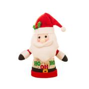 Fanxing New Fashion Christmas Candy Decoration Santa Claus Tree Storage Bin Can Bottle Tank