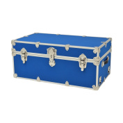 Phat Tommy Armoured Storage Trunk, Royal Blue, Cube