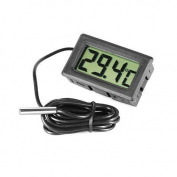 W.Air a digital thermometer for refrigerators with rinsers Range -50 ° C + 70 ° C