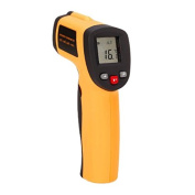 Digital Thermometer Temperature Infrared Thermometer with Backlight