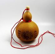 CHENGYIDA 1 pieces Wine gourd -China decanter to wall decor Planted by Vietnamese Farmers