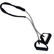 Swan household ® - Fitness Resistance Band With Padded handles , Light and portable