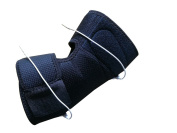 Universal Size Conductive Arm Support, Conductive Elbow Garment for TENS and EMS machine to Relief Pain or Muscle Training