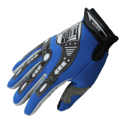 Smile YKK Non-slip Outdoor Sports Riding Running Bike Full Finger Glove