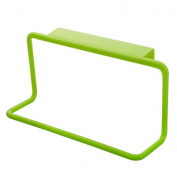Kingko® Bathroom Kitchen Cabinet Door Tea Hand Towel Rail Holder Cupboard Hanger Storage