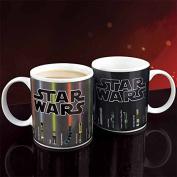 Star Wars Lightsaber Heat Change Mug, Multi