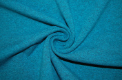 Hilco Sweat Crop Turquoise/Teal Marl M