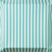 Equipo DRT Formentera Fabric Outdoor Striped 58x35x5 cm turquoise