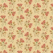 Cotton fabric - Metre - Andover - Crystal Farm - Wildflower Oats