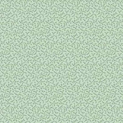 Cotton fabric - Metre - Andover - Crystal Farm - Meadow Silver Buckle
