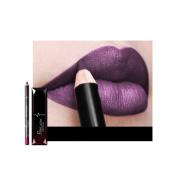 Pu Ran Women Sexy Makeup Cosmetics Matte Liquid Lipstick Lip Gloss Lip Contour Lip Liner - 4#