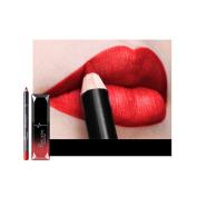 Pu Ran Women Sexy Makeup Cosmetics Matte Liquid Lipstick Lip Gloss Lip Contour Lip Liner - 1#